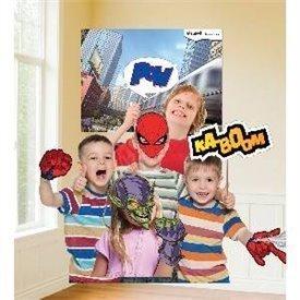 Accesorios Photocall Spiderman (12)