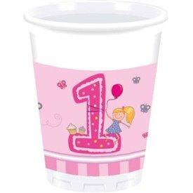 Vasos 1º Cumpleaños Niña (8)
