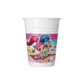 Vasos Shimmer & Shine Friends (8)