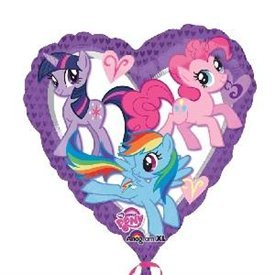 Globo Foil My Little Pony de 45cm