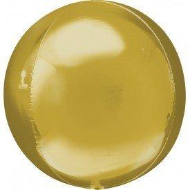 Globo Forma Esfera de 40 cm Color ORO