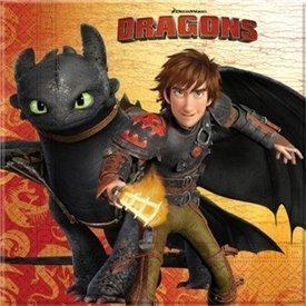 Servilletas Como entrenar a tú Dragón (20)