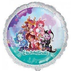 Globo foil Enchantimals de 45cm