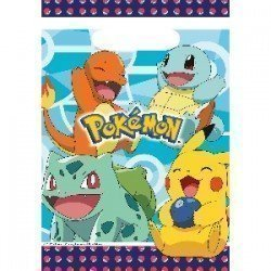Bolsas chuches/Juguetes Pokemon (8)
