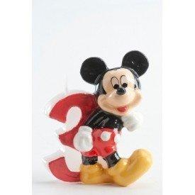 Velas Mickey 3