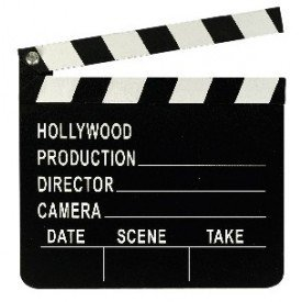 Cartel Hollywood Director (17.8cm x 20.3cm)